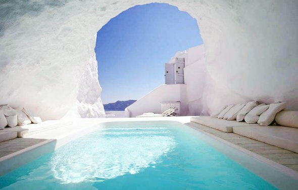 Katikies Hotel, Greece