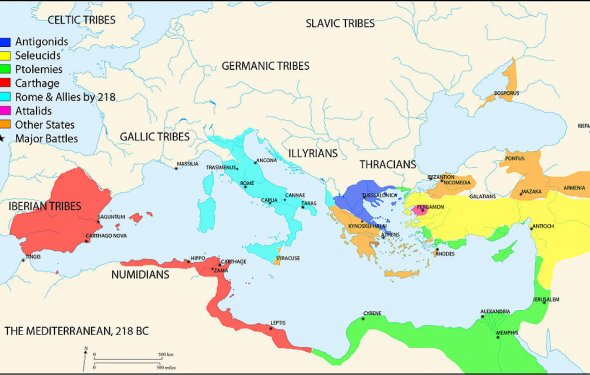 Ancient Mediterranean Region