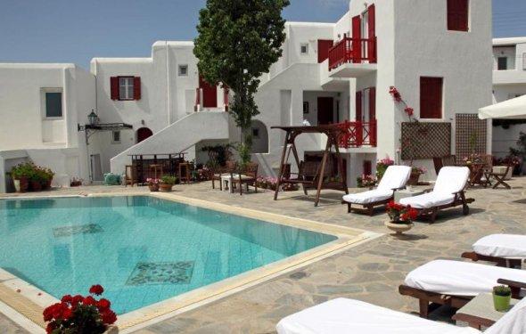 Despotiko Hotel Mykonos
