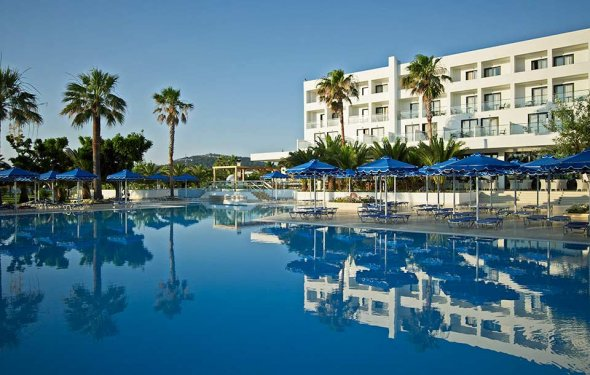 Faliraki Beach Hotel in Rhodes