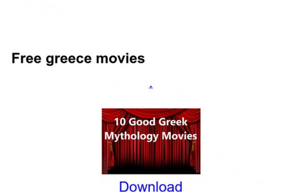Free greece movies - Google