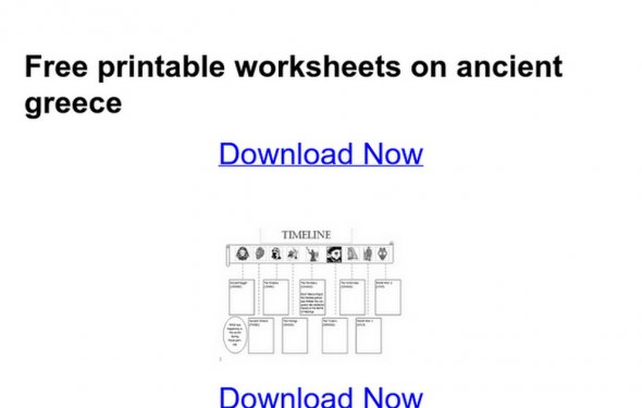Free printable worksheets on