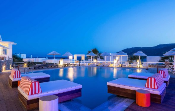 Greece Luxury Hotels, City