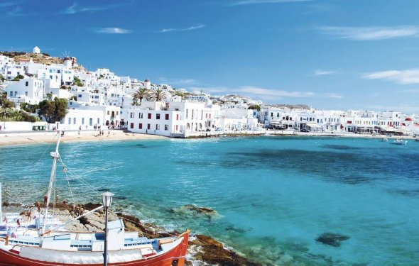 Holidays to Mykonos 2016