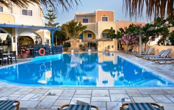 Santorini Hermes Hotel