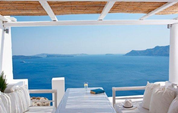 Exquisite Katikies Hotels in