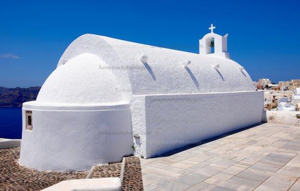 Oia ( Ia ) Santorini orthodox