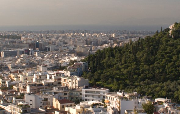Athenscityscape