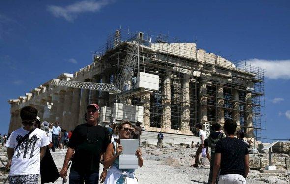 Travel Advisory: Greece in