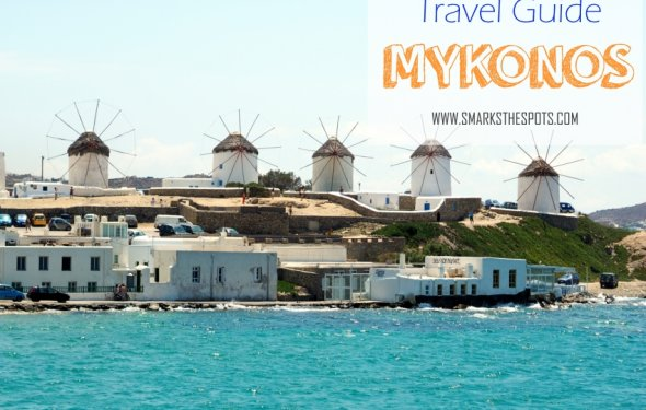Welcome to Mykonos, one of the