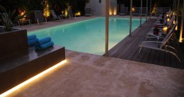 Brasil Suites Athens swimming pool