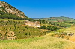 Doric Temple of Segesta