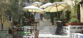 Athens Greece, Plaka