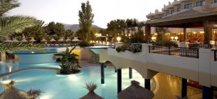 Resorts in Rhodes Greece