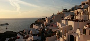 Santorini Greece wedding Packages