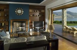 Top 5 Most Expensive Hotel Suites - The Royal Villa at Grand Resort Lagonissi