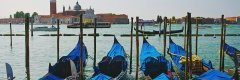 venice gondola photos