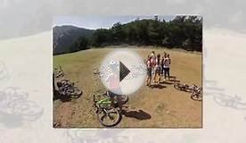 Cycling holidays and mountain bike tours, Rhodes Greece