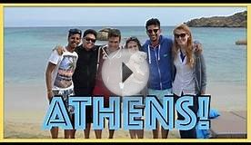 EXPLORING ATHENS! | GREECE TRAVEL ADVENTURE! | MYKONOS