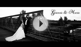 Giannis Marias Wedding in Chania Crete Greece (trailer)