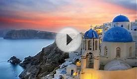 santorini greece weather
