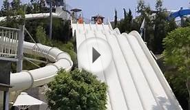 Water Park - Rhodes - Greece (Head First Mat Racer)
